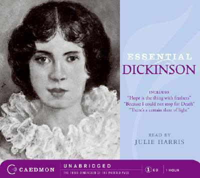 Essential Dickinson By Harris, Julie (NRT)