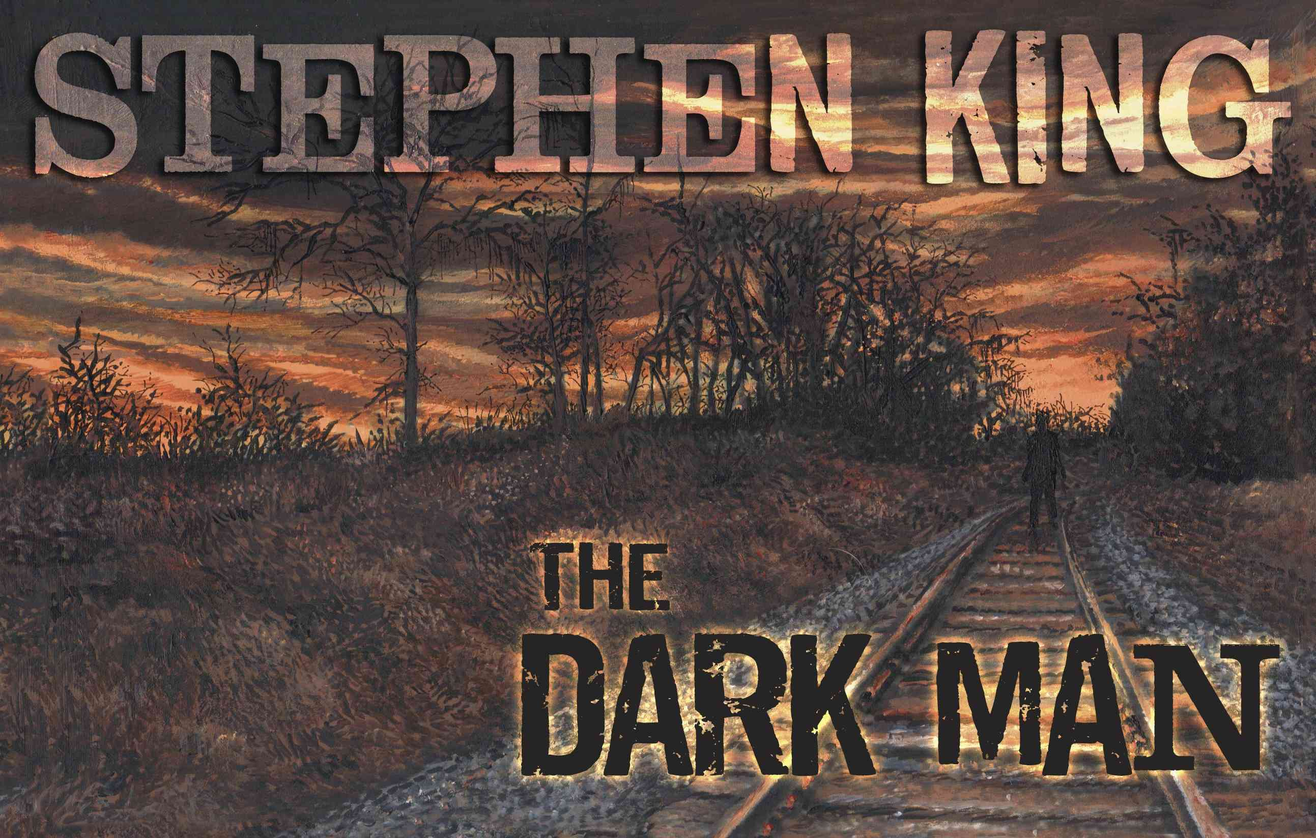 The Dark Man By King, Stephen/ Chadbourne, Glenn (ILT)